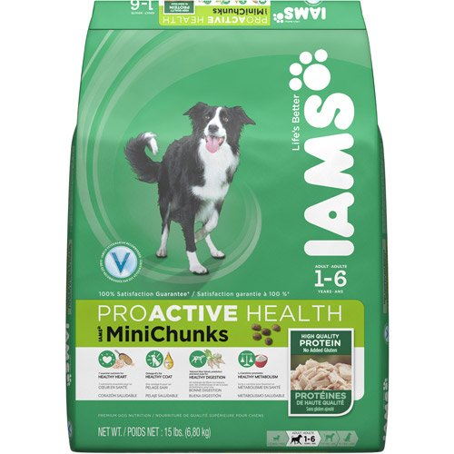 Iams Minichunk Dog Food by Iams