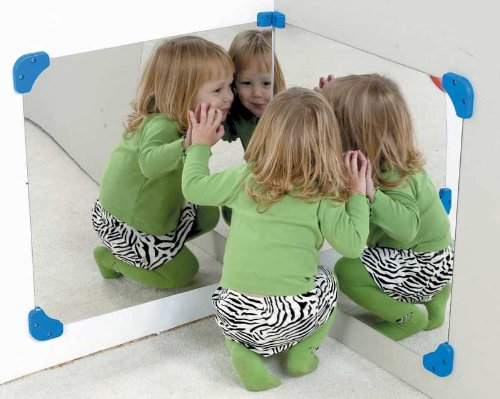 Corner Mirror Pairs by Childrens Factory