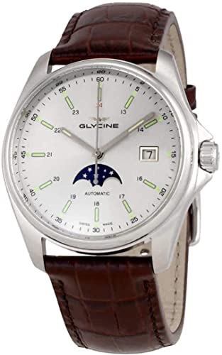 Glycine Combat 6 Classic Moonphase Watch