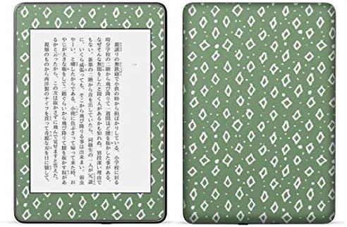 igsticker kindle paperwhite 第4世代 専用スキンシール キンドル ペーパーホワイト タブレット 電子書籍 裏表2枚セット カバー 保護 フィルム ステッカー 050685