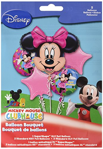 Anagram International Minnie Mouse Bouquet, -