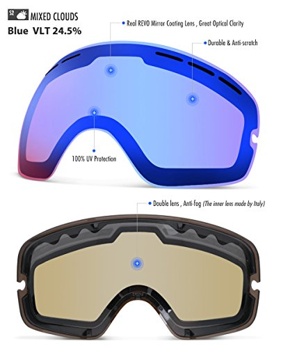 3eacdca8b8 Ski Goggles Kids
