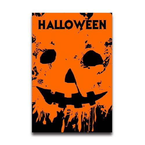 Halloween Poster Wall Paper Poster For Home School Classrrom Party (Bin Liner Witch Costume)