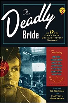 The Deadly Bride and 19 of the Year's Finest Crime and Mystery Stories 0786719176 Book Cover