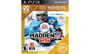Electronic Arts 36743 Madden Nfl 25 Ps3
