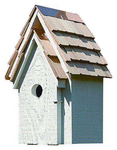 Cream Manor (Heartwood 006D Bluebird Manor Bird House Decorative)