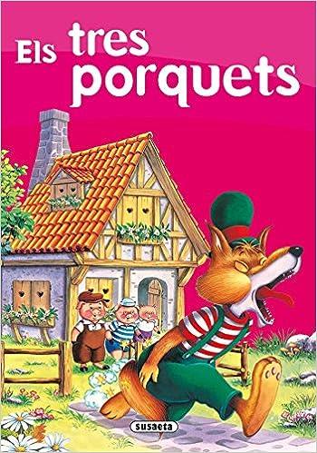 Libro en inglés descargar formato pdf Tres Porquets (Millors Comtes) (Els Millors Contes) 8430593284 in Spanish