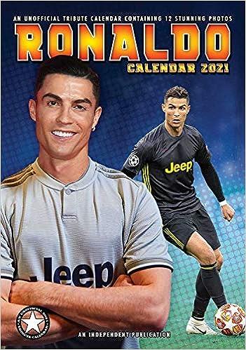 Cristiano Ronaldo Calendar Calendars 2020 2021 Wall Calendars Mls Soccer Calendar Poster Calendar 12 Month Calendar By Dream Megacalendars 5060085408301 Amazon Com Books
