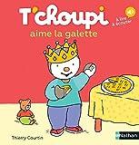 T 39 choupi fait un bonhomme de neige thierry - T choupi aime la galette ...