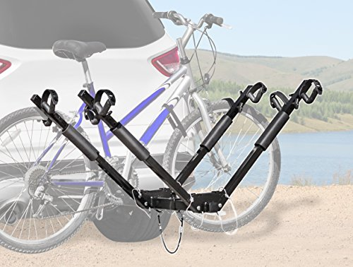 Reese Explore 1390500 Hitch Mount SportWing 4 Bike Carrier