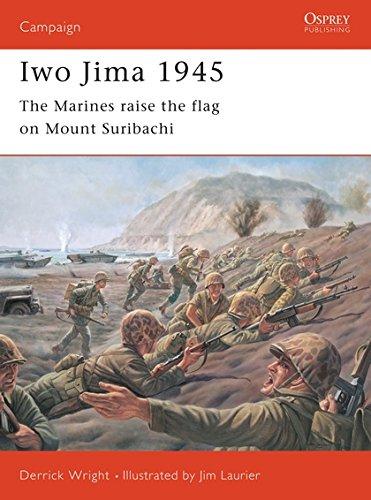 - Iwo Jima 1945: The Marines raise the flag on Mount Suribachi (Campaign)