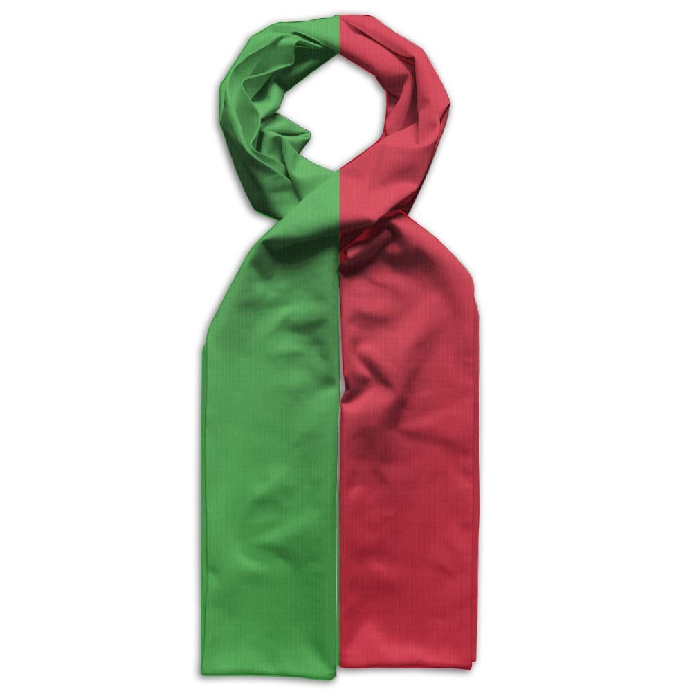 Kid's Flag Of Malawi Fashion Polyester Infinity Scarf Wrap Scarf- Infinity Scarves, Travel Scarf, Best Deals Last Minute Gift Ideas For Kids