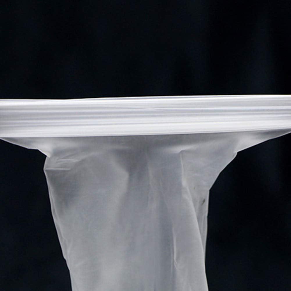 PVC puderfrei transparent XL//10,3 cm S M//8,3 cm 100 St/ück latexfrei GETIT72 Einweghandschuhe Haushaltshandschuhe Wie abgebildet S//7,3 cm L//9,3 cm