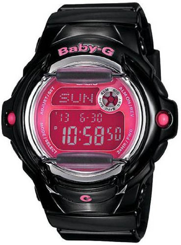 Casio Pink Dial (Casio Black Baby G Pink Digital Dial)
