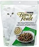 Purina Fancy Feast With Ocean Fish & Salmon And Accents Of Garden Greens Gourmet Cat Food