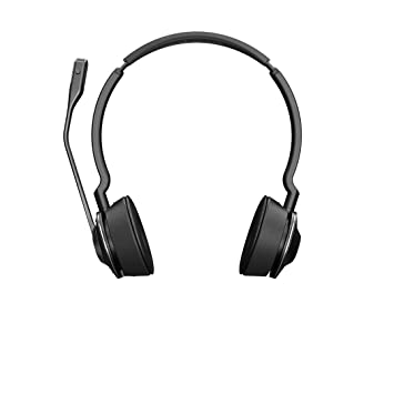 c6400dbb745 Jabra Engage 75 Stereo Wireless Headset: Amazon.co.uk: Electronics