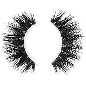 149b8e5d565 BEPHOLAN Mink Lashes | 100% Siberian Mink Fur False Eyelashes | Dramatic  Round Look | 3D Layered Effect | 100% Handmade & Cruelty-Free | Reusable |  XMZ10