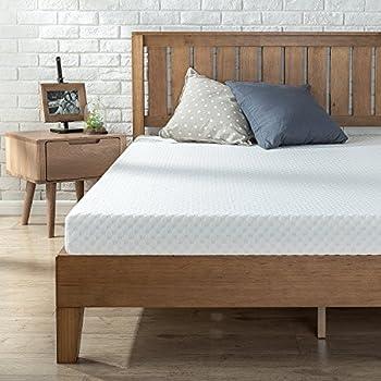 Amazon Com Zinus Cool Gel Memory Foam 5 Inch Sleeper Sofa Mattress Replacement Sofa Bed