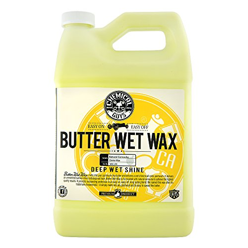 Chemical Guys WAC_201 Butter Wet Wax (1 Gal) by Chemical Guys