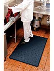 Complete Comfort Anti Fatigue Mat 3 X 10 With Holes CCM3X10WH