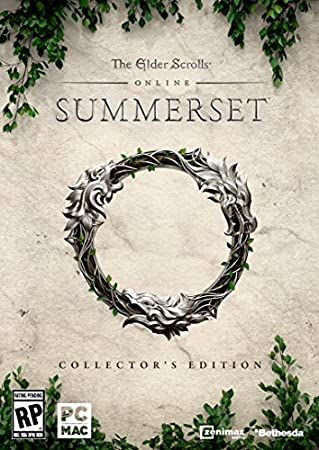 The Elder Scrolls Online: Summerset - PC Collector's Edition