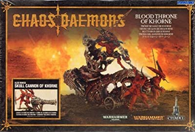 Chaos Daemons Blood Throne of Khorne by Games Workshop