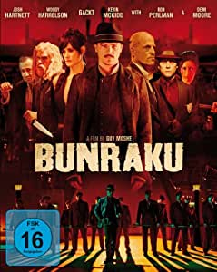 Bunraku [Blu-ray] [Limited Edition] [Alemania]