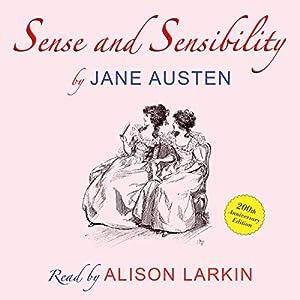 Sense and Sensibility by Jane Austen - 200th anniversary audio edition Audiobook