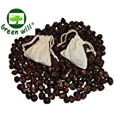 3 Pounds Greenwill Organic Soap Berries/Soap Nuts + 2 Wash Bags