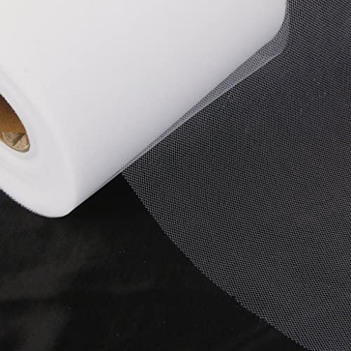 クラフト テープ チュール ロール スプール DIY 結婚式 ギフトラップ レッド