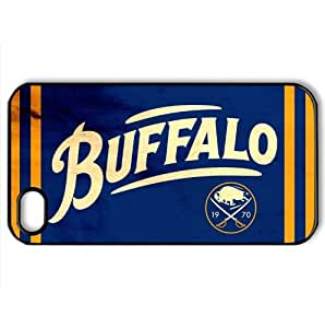 Iphone4/4s Covers NHL Buffalo Sabres hard silicone case hjbrhga1544