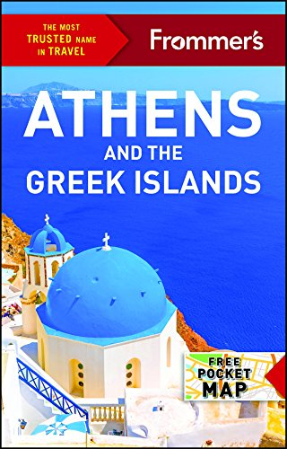 Frommer's Athens and the Greek Islands (Complete Guide) cover