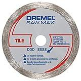 Dremel SM540 3-Inch Tile Diamond Wheel