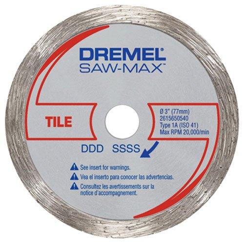 (Dremel SM540 3-Inch Tile Diamond Wheel)
