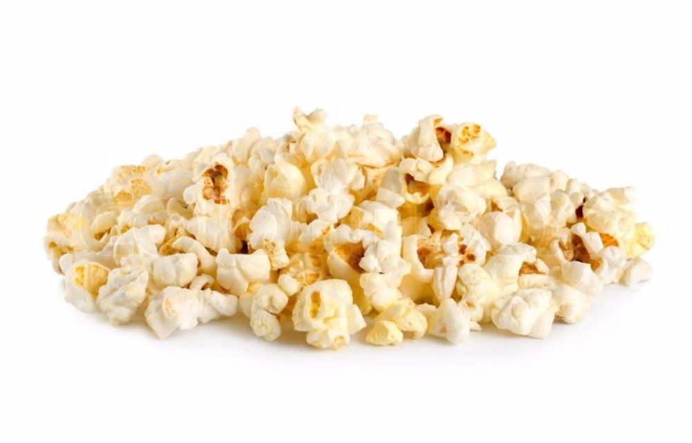 POPPING CORN - WHITE- 22lb