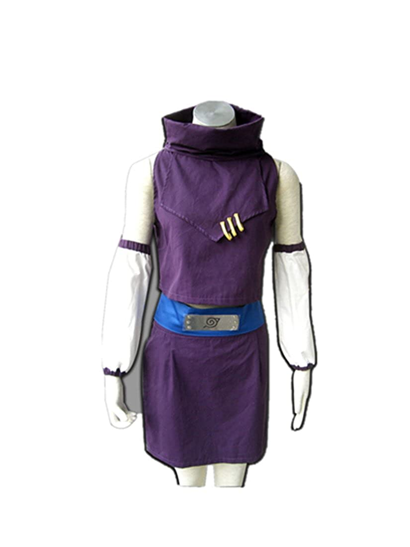 Amazon.com: Love Anime Ninja Shinobi Cosplay Costume ...