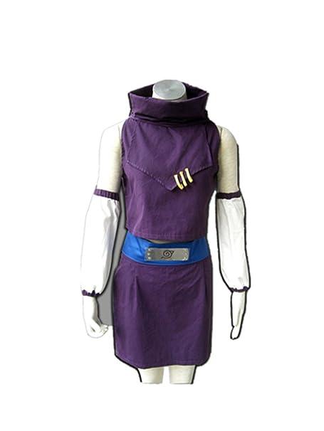 Amazon.com: Love Anime Cosplay de Ninja SHINOBI costume ...