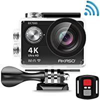 AKASO EK7000 4K Action Camera Ultra HD Waterproof Sports DV Camcorder