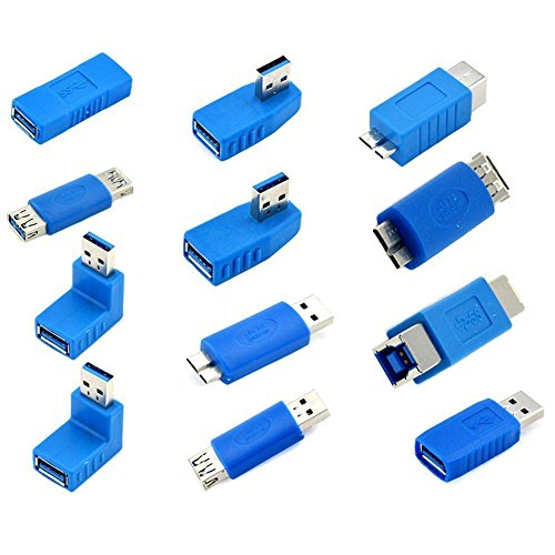 UEB Multiple Adapter Connector Converter product image