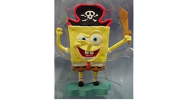 De Bob Esponja de Nickelodeon Bob Esponja pirata Figura decorativa ...