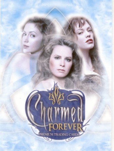 Charmed Forever Inkworks Collectible Trading Card Album Binder by Inkworks