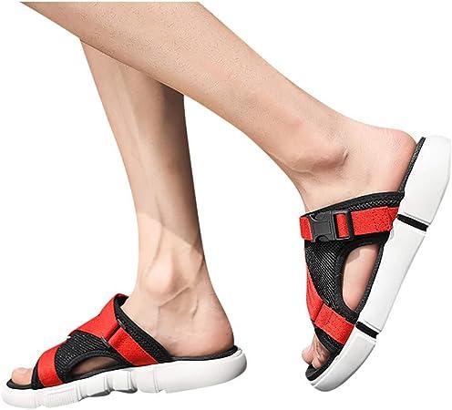 Sandales Chaussures Femme Tongs Plage Sandales ÉTé Homme De QxBeroCWd