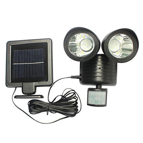 Outdoor Motion Sensor Light Directions