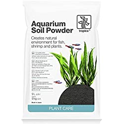 Tropica Plant Care Freshwater Planted Aquarium Soil Powder 9 Liter Bag