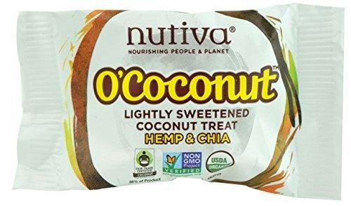 Nutiva Candy O Ccnut HempΧa