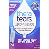 Thera Tears Lubricating. Eye Drops Unit Dose