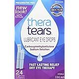 Thera Tears Lubricating. Eye Drops Unit Dose