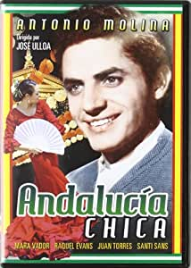 Andalucia Chica (A.Molina) [DVD]