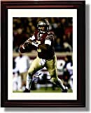 "Framed Jameis Winston ""In the Pocket"" Autograph Replica Print - Florida State Seminoles"