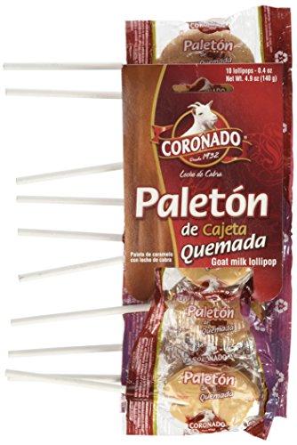 Coronado Goat Milk Lollipops 10 Count